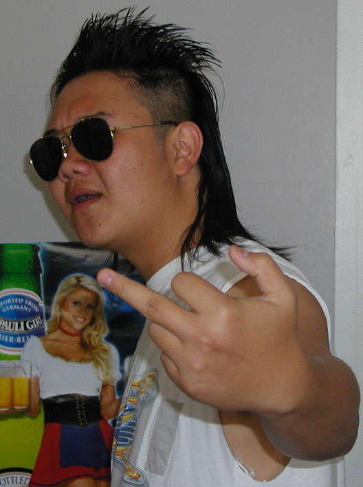 Asian Gangsta